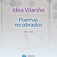 Poemas recobrados 1931-1944, Idea Vilariño
