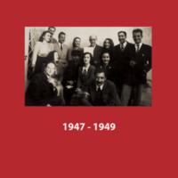 1947 - 1949
